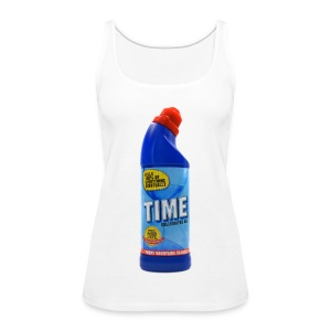 Time Bleach - Women's T-Shirt - Women's Premium Tank Top