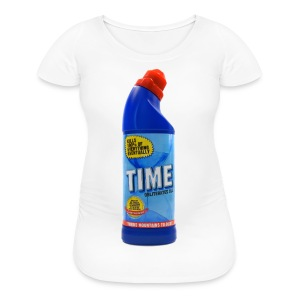 Time Bleach - Women's T-Shirt - Women's Maternity T-Shirt