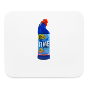 Time Bleach - Women's T-Shirt - Mouse pad Horizontal