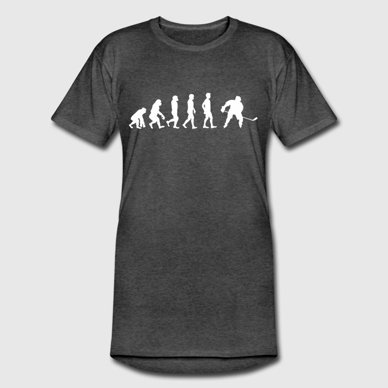 Evolution Hockey T-Shirts - Men's Long Body Urban Tee