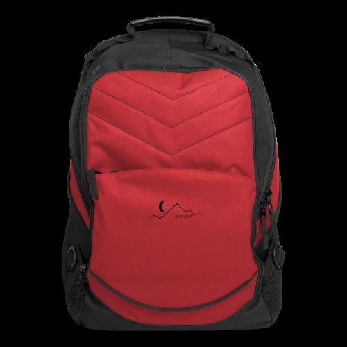 go explore (bandana) - Computer Backpack