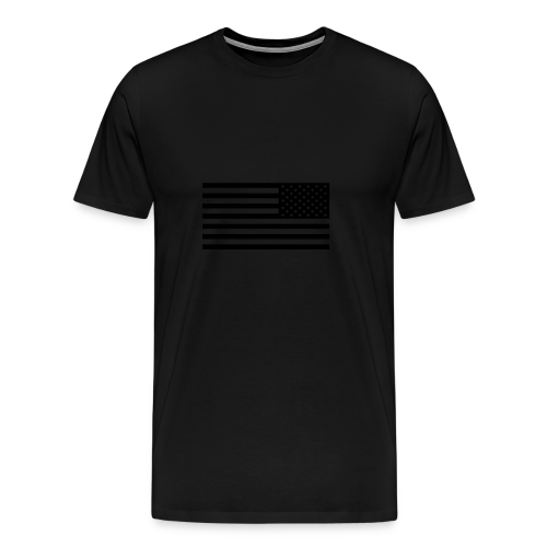 BKS Flagg Snapback - Men's Premium T-Shirt