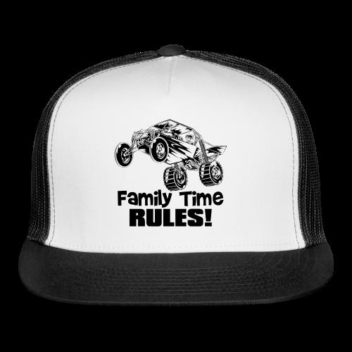 Family Time Dune Buggy - Trucker Cap