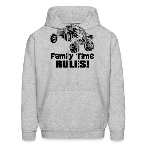 Family Time Dune Buggy - Men's Hoodie