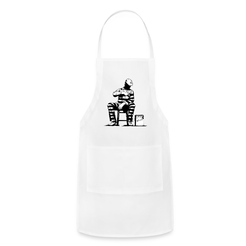 Self Prisoner Sweater - Adjustable Apron