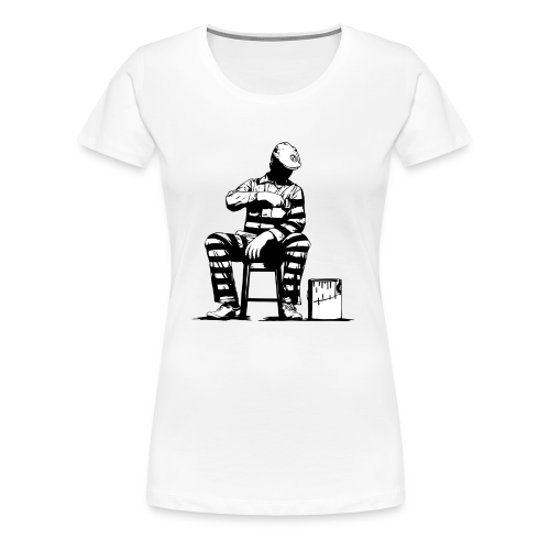 Self Prisoner Sweater - Women's Premium T-Shirt