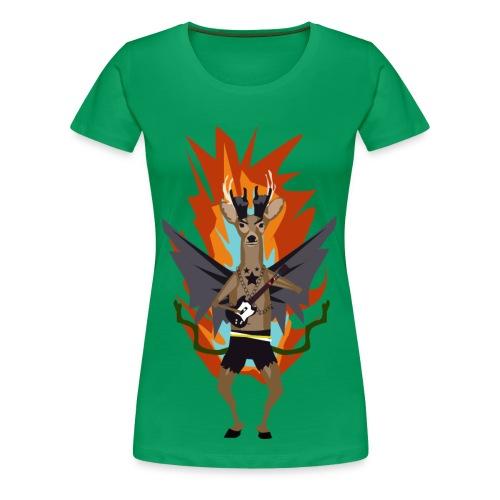 Juggercorn  - Women's Premium T-Shirt