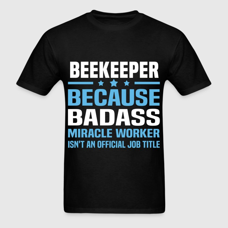 Beekeeper Tshirt - Men's T-Shirt
