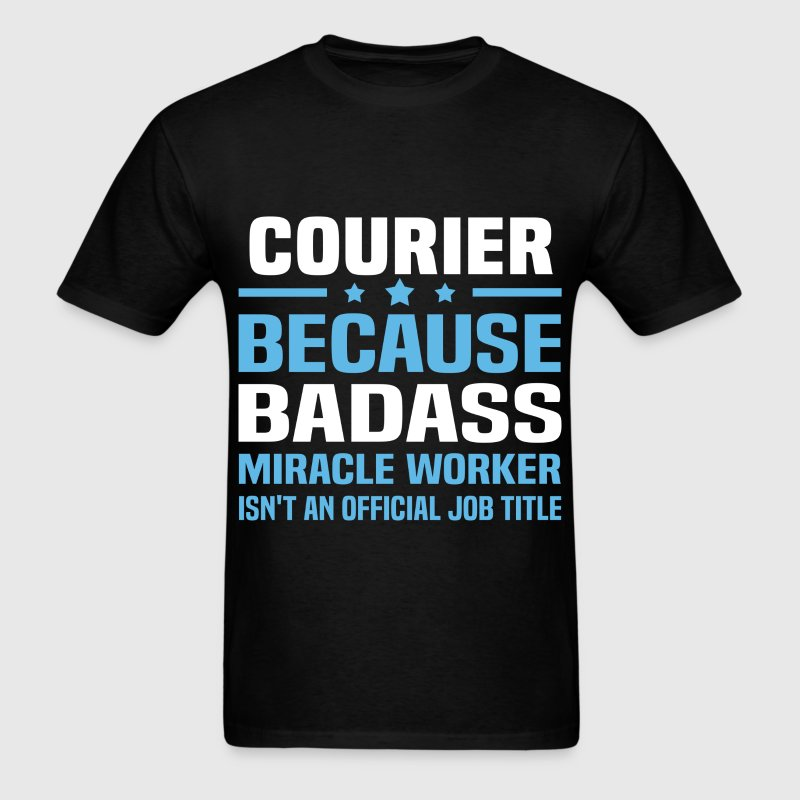 Courier Tshirt - Men's T-Shirt