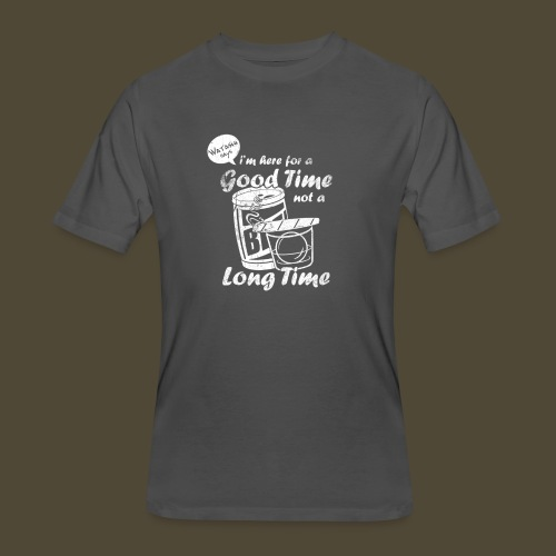 Watashi's Good Time - Men's 50/50 T-Shirt