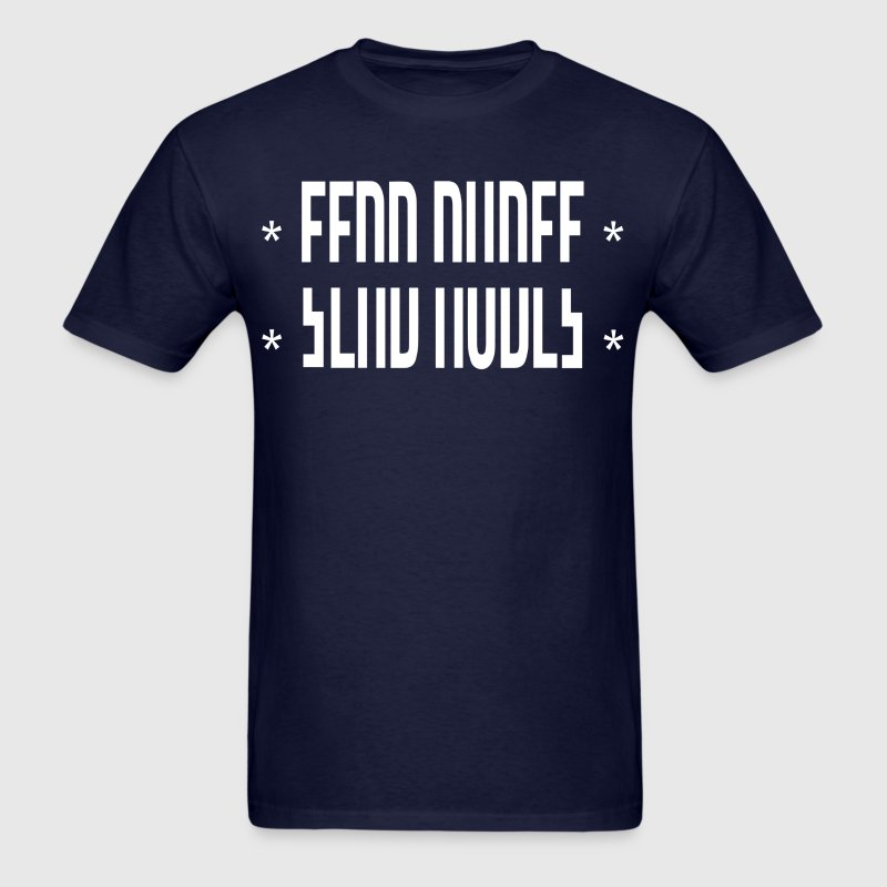 Send Nude Hidden Message  - Men's T-Shirt