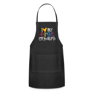 Love My First Graders - Adjustable Apron