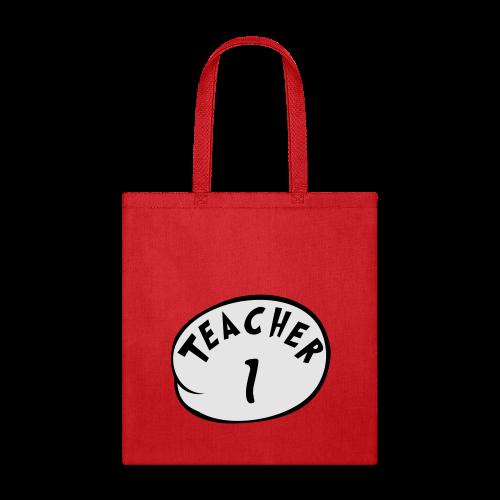 Teacher 1 - Tote Bag