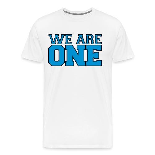 We are One Shirt - Men's Premium T-Shirt