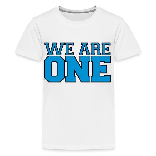 We are One Shirt - Kids' Premium T-Shirt