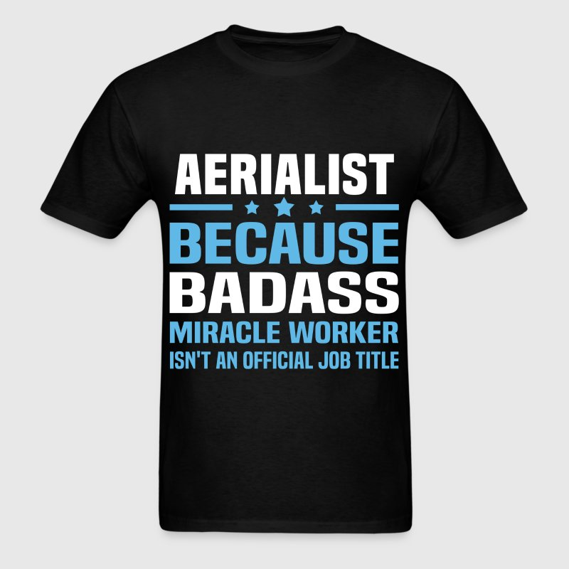 Aerialist Tshirt - Men's T-Shirt