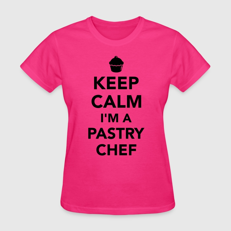 Pastry chef T-Shirts - Women's T-Shirt