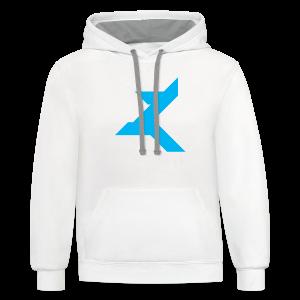 Kryptek t-shirt  - Contrast Hoodie