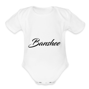 Banshee Original Text - Short Sleeve Baby Bodysuit