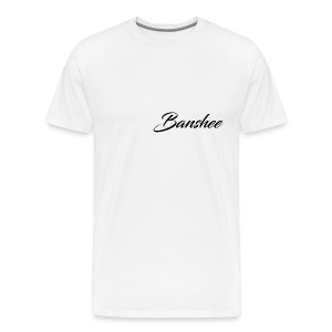 Banshee Original Text - Men's Premium T-Shirt