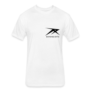 Banshee Logo Shirt - Fitted Cotton/Poly T-Shirt by Next Level