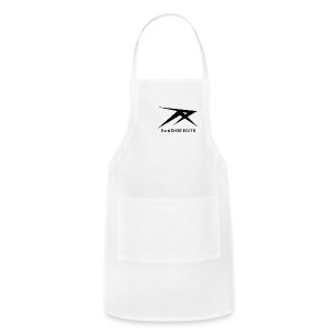 Banshee Logo Shirt - Adjustable Apron