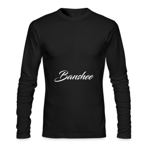 Banshee Performance Hoodie - Men's Long Sleeve T-Shirt by Next Level
