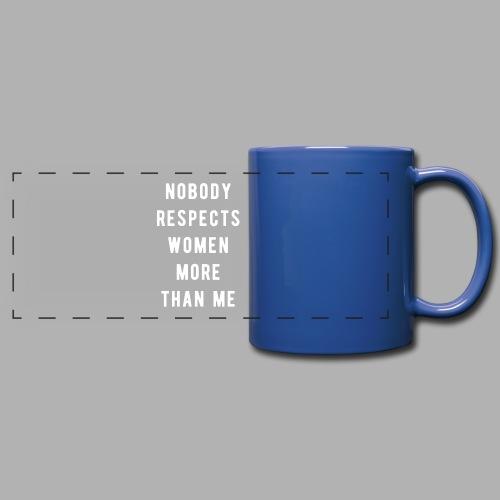 nobody respects women
