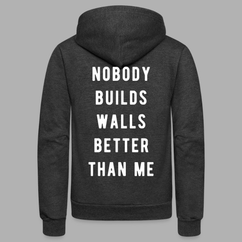Nobody Builds Walls