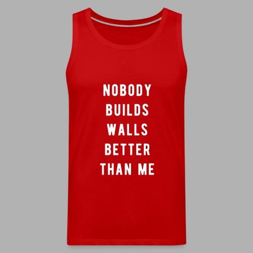 Nobody Builds Walls