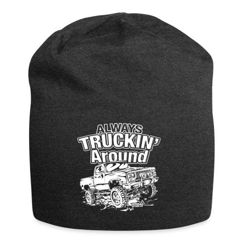 Alway's Truckin Around - Jersey Beanie