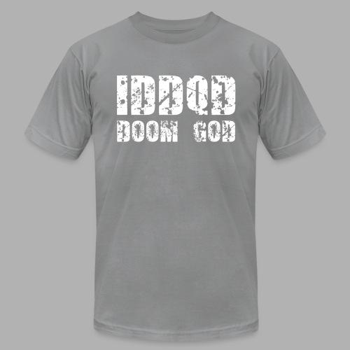 IDDQD Doom God - Men's Fine Jersey T-Shirt