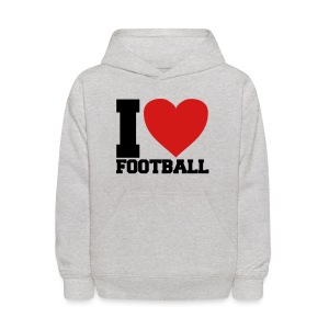 I Love Paintball shirt - Kids' Hoodie