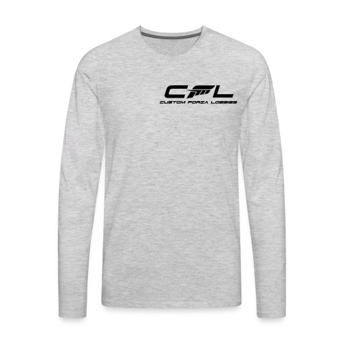 #CFL Custom Forza Lobbies Long Tee - Men's Premium Long Sleeve T-Shirt