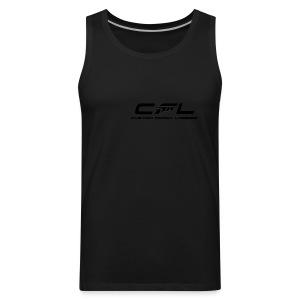 #CFL Custom Forza Lobbies Long Tee - Men's Premium Tank
