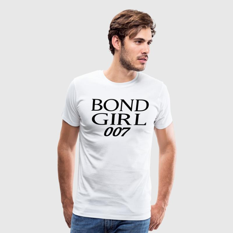 Bond Girl T-Shirts - Men's Premium T-Shirt