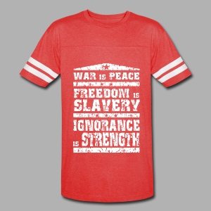 1984 War is Peace... - Vintage Sport T-Shirt