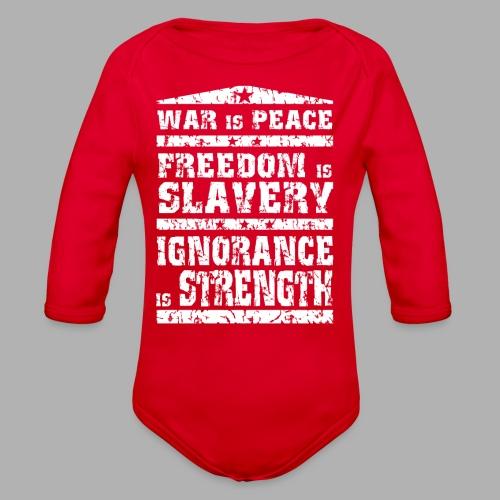 1984 War is Peace