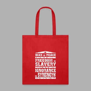 1984 War is Peace... - Tote Bag