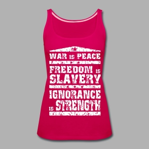 1984 War is Peace... - Women's Premium Tank Top