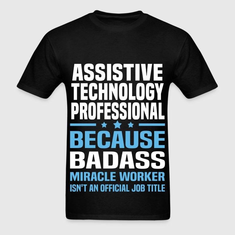 Assistive Technology Professional Tshirt - Men's T-Shirt