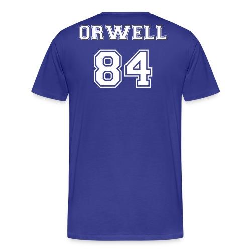 George Orwell 1984 - Men's Premium T-Shirt