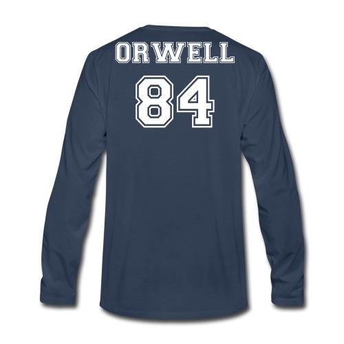 George Orwell 1984 - Men's Premium Long Sleeve T-Shirt