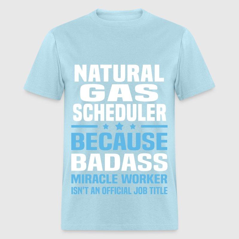 Natural Gas Scheduler TShirt – Natural Gas Scheduler