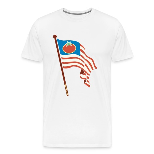 tnflag - Men's Premium T-Shirt