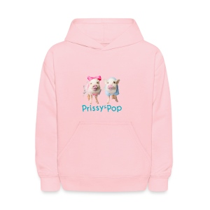 Prissy and Pop Baby  - Kids' Hoodie