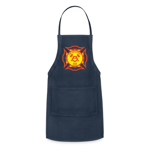 Fire Department 451 - Adjustable Apron