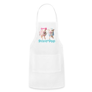 Prissy and PopTravel Mug - Adjustable Apron