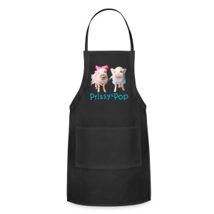 Prissy and Pop bag - Adjustable Apron