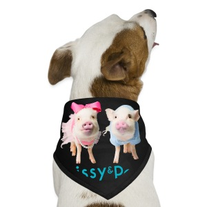 Prissy and Pop bag - Dog Bandana